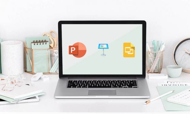PowerPoint, Slides or Keynote? You decide!