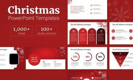 Best Christmas PowerPoint Backgrounds and Templates of 2019