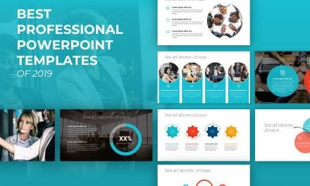 Best Professional PowerPoint Templates of 2019