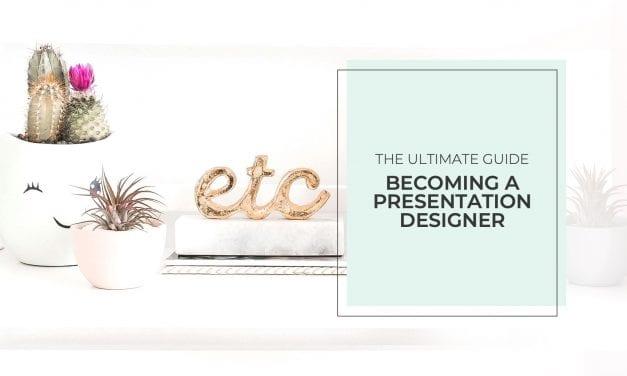 How to Become a Presentation Designer